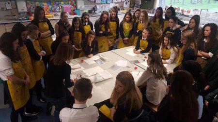 Art Workshops at St Aidans