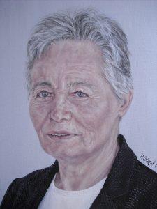 Yorkshire Portrait Artist - Oxford University
