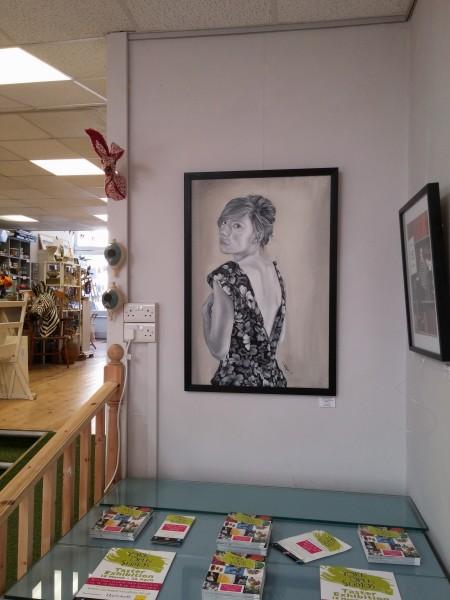 Yorkshire Artist a Self Portrait