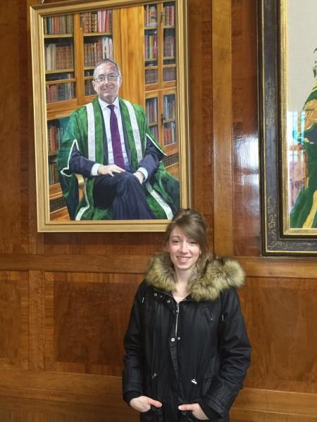 Yorkshire Artist Makes History