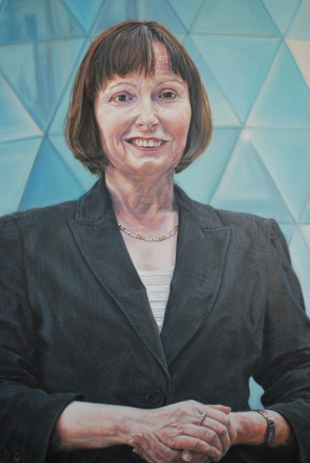 Portrait of Professor Susan Price