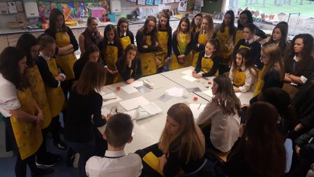 Art Workshops at St Aidans