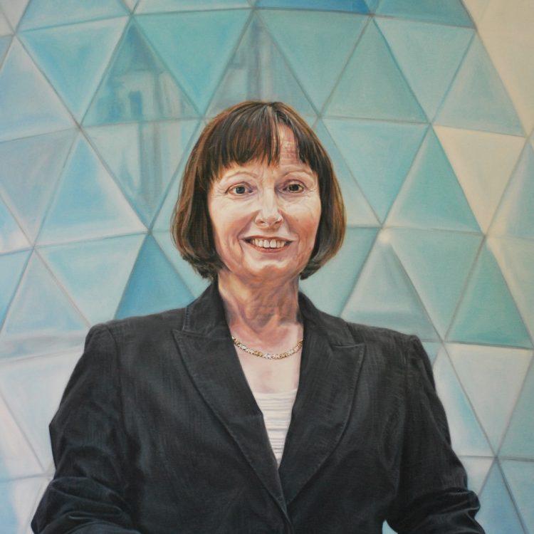 1. Portrait of Professor Susan Price