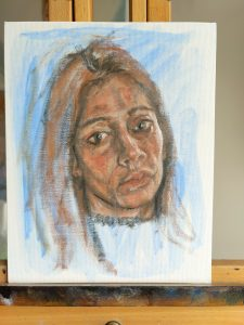 Portrait Artist Yorkshire